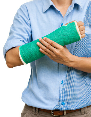 Cause of a Wrist Fracture